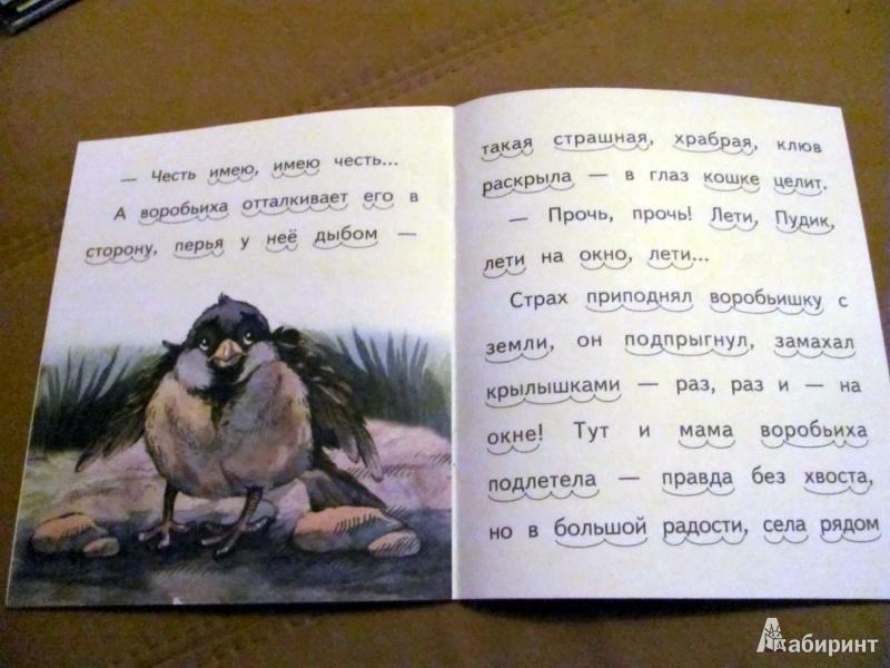 Иллюстрация 8 из 27 для Воробьишко - Максим Горький | Лабиринт - книги. Источник: Oho  Oho