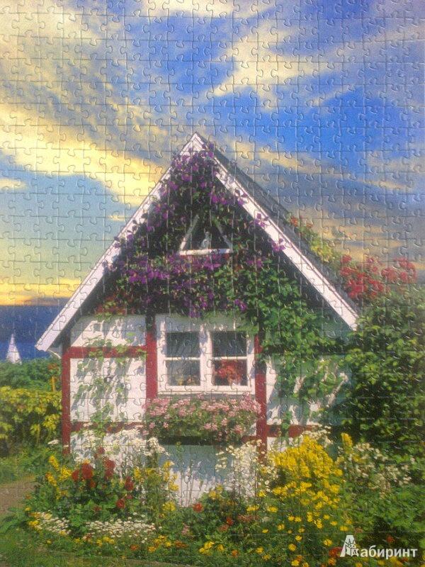 Иллюстрация 1 из 9 для Step Puzzle-560 78057 Домик у моря   Лабиринт - игрушки. Источник: Mousse