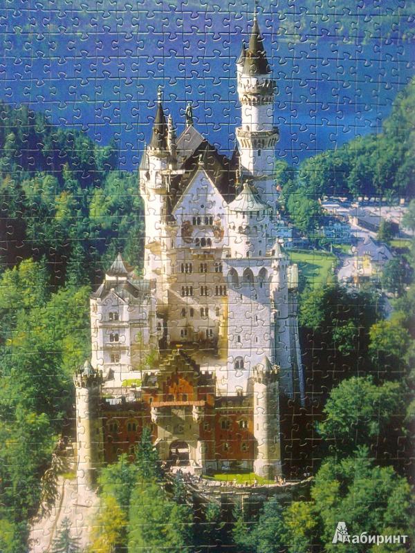 Иллюстрация 1 из 3 для Бавария Step Puzzle-560 78004 | Лабиринт - игрушки. Источник: Mousse