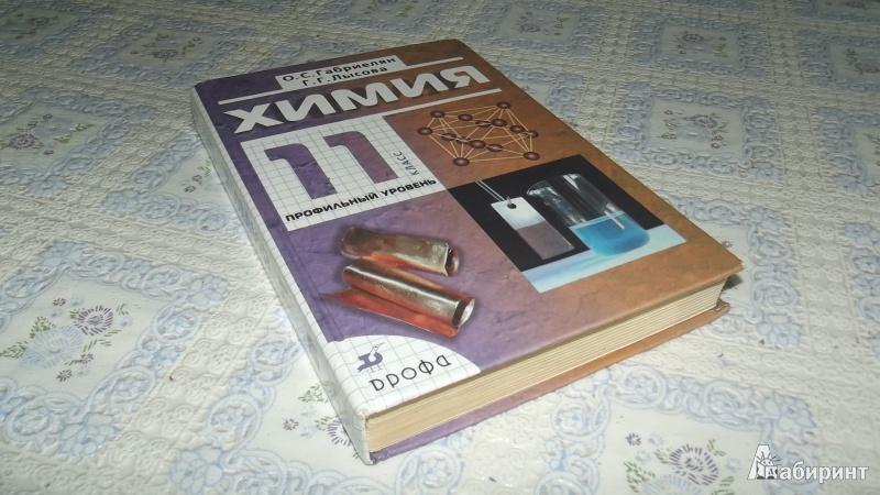 Скачать Учебник По Химии 11 Класс Габриелян Профильный Уровень Pdf