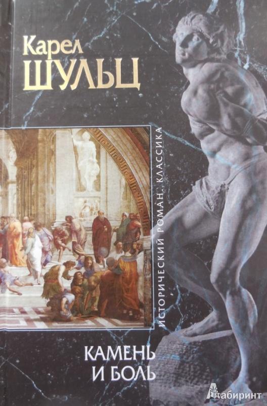 Иллюстрация 1 из 10 для Камень и боль - Карел Шульц | Лабиринт - книги. Источник: Большой любитель книг