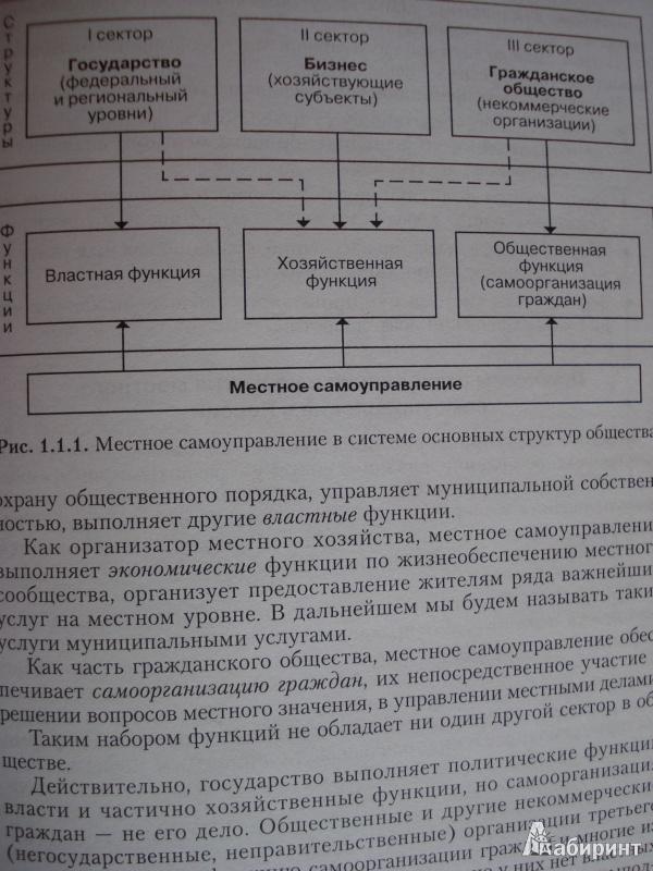 В учебнике много схем и