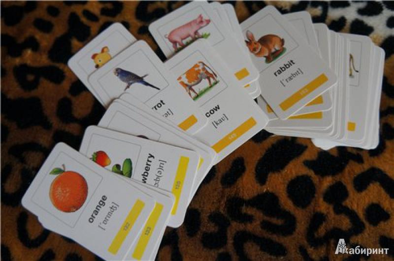 Иллюстрация 1 из 18 для Мои первые корейские слова. 333 карточки | Лабиринт - книги. Источник: В  Виктория