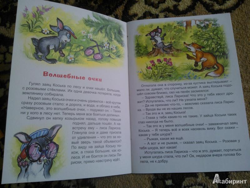 Иллюстрация 7 из 14 для Волшебные очки - Николай Грибачев | Лабиринт - книги. Источник: Вероника Руднева