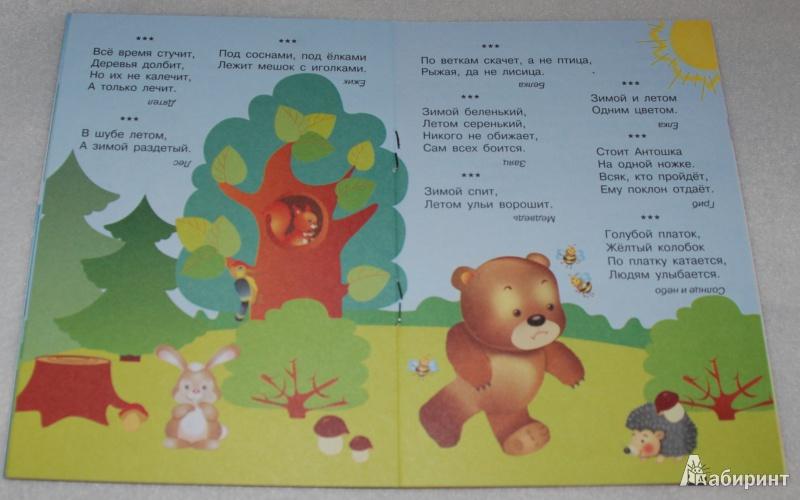 Иллюстрация 13 из 18 для Загадки | Лабиринт - книги. Источник: Книжный кот
