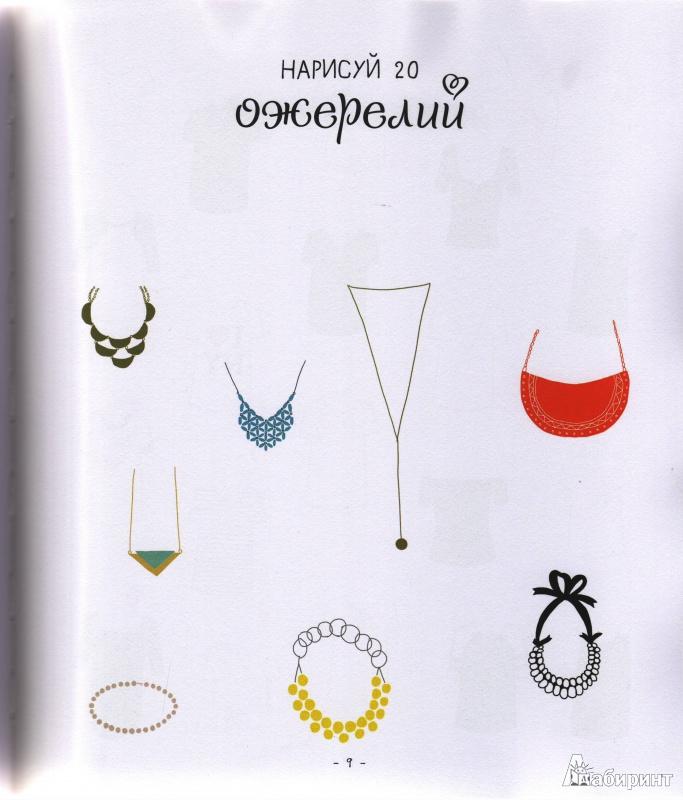 Иллюстрация 1 из 8 для 20 способов нарисовать платье и другие 44 модные вещицы - Джулия Куо | Лабиринт - книги. Источник: boberka
