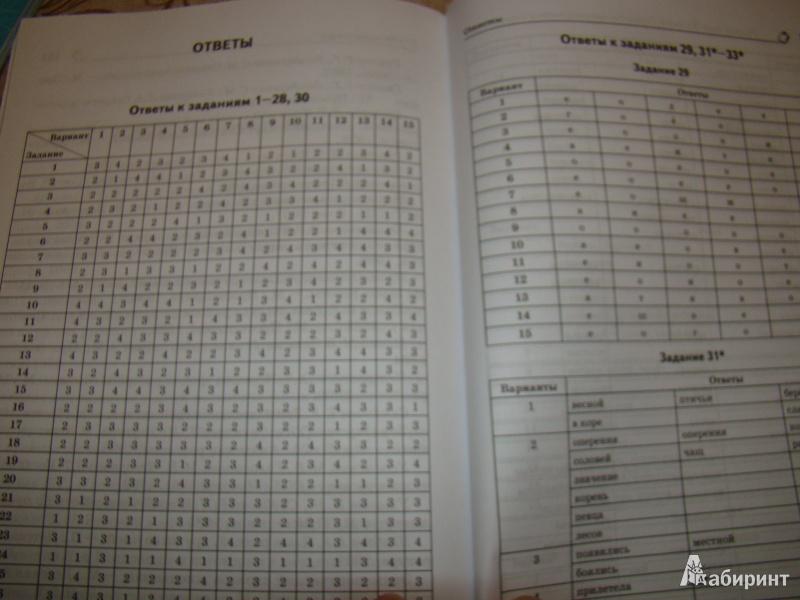 Промежуточная Аттестация Русский Язык 5 Класс Сениной Решебник Фгос