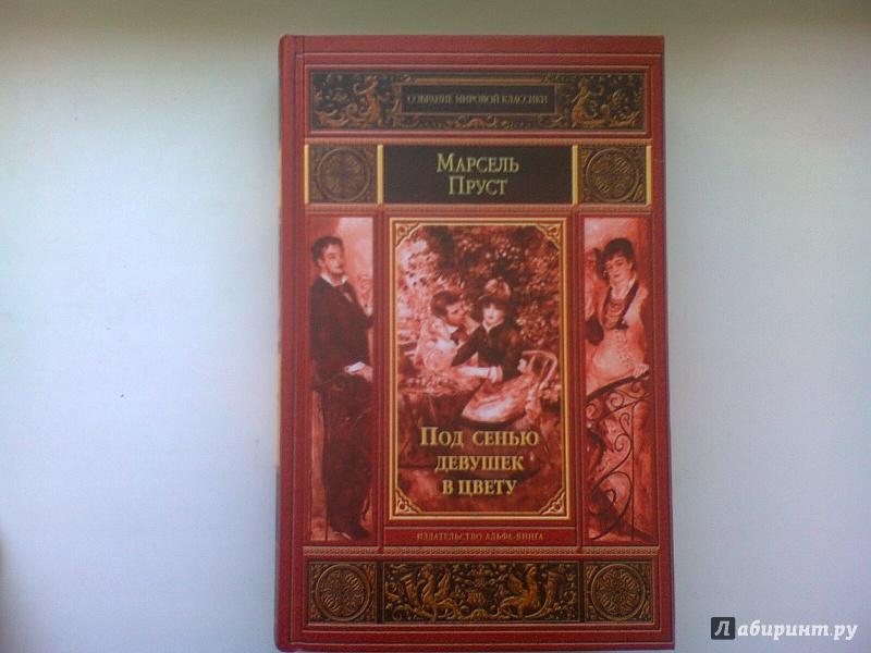 Иллюстрация 1 из 31 для Под сенью девушек в цвету - Марсель Пруст | Лабиринт - книги. Источник: Solnechnaya11