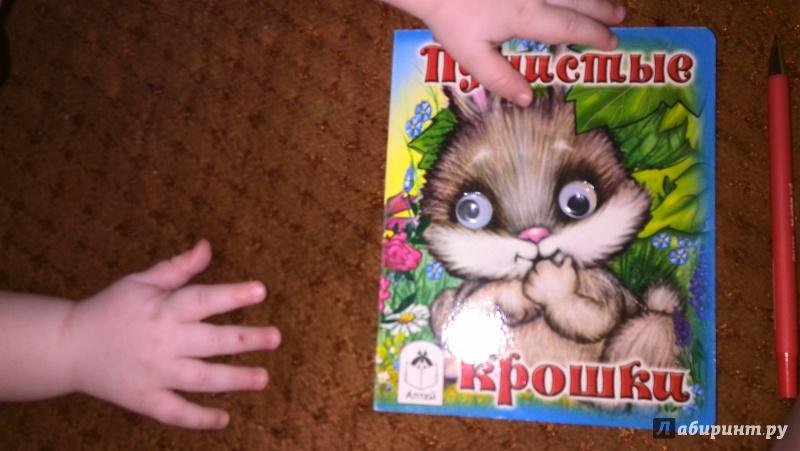 Иллюстрация 1 из 5 для Пушистые крошки - Д. Морозова   Лабиринт - книги. Источник: Присяжнюк  Светлана