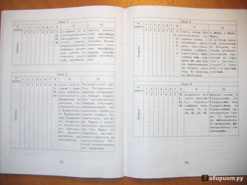 3 класс языку по исаева русскому рабочий решебник тетрадь