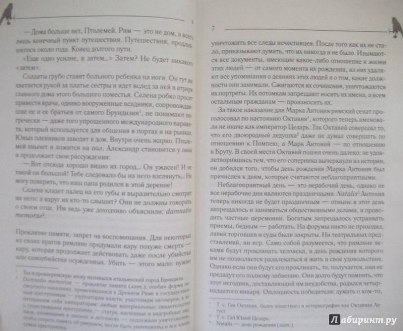 Иллюстрация 5 из 9 для Селена. Кольцо Клеопатры - Франсуаза Шандернагор | Лабиринт - книги. Источник: Аллаярова  Лиля