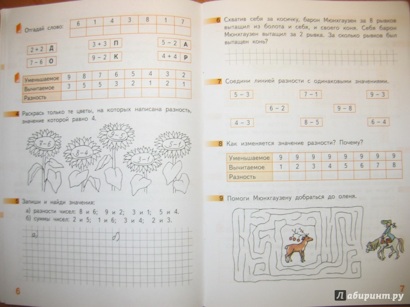 Тетради класс мишарина рабочей 4 решебник гейдман математике зверева по