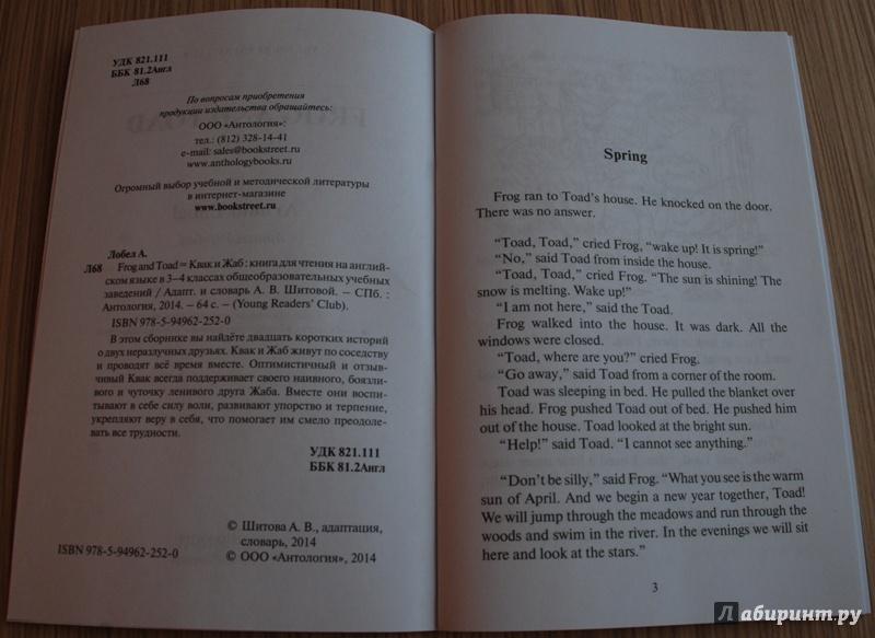 решебник по английскому языку в книге для чтения за 6 класс