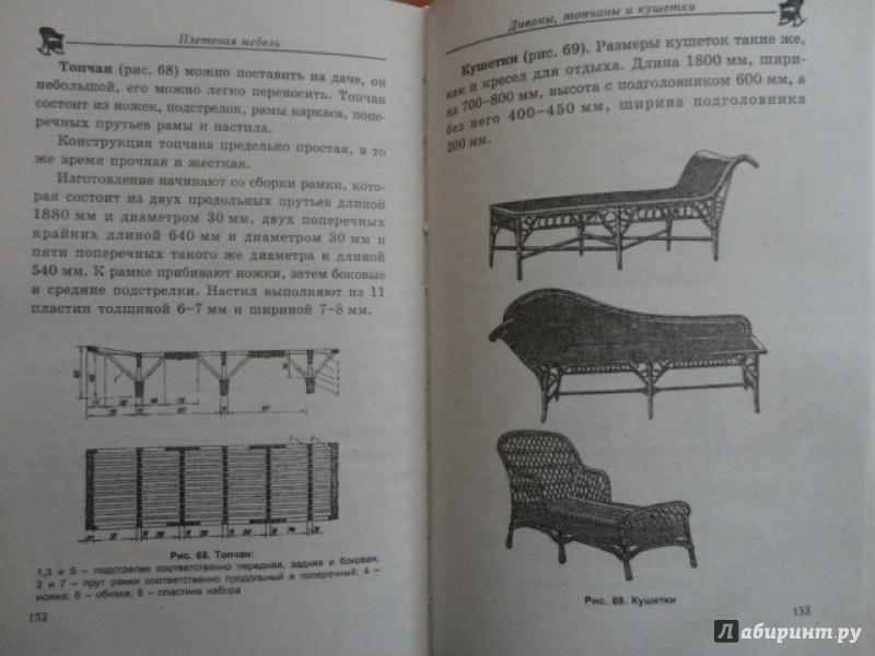 Иллюстрация 1 из 3 для Плетеная мебель - Эдуард Антонов | Лабиринт - книги. Источник: Kristin