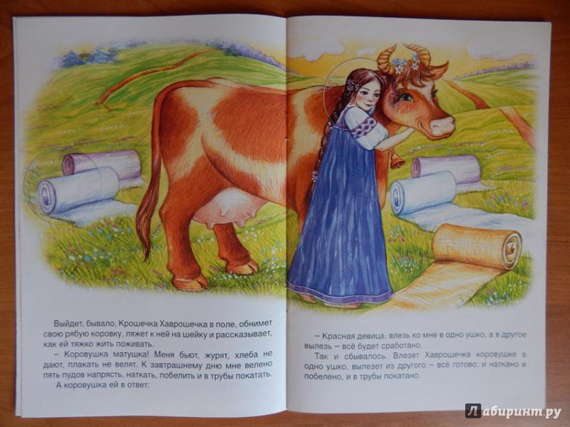 Иллюстрация 15 из 32 для Хаврошечка | Лабиринт - книги. Источник: Мелкова  Оксана