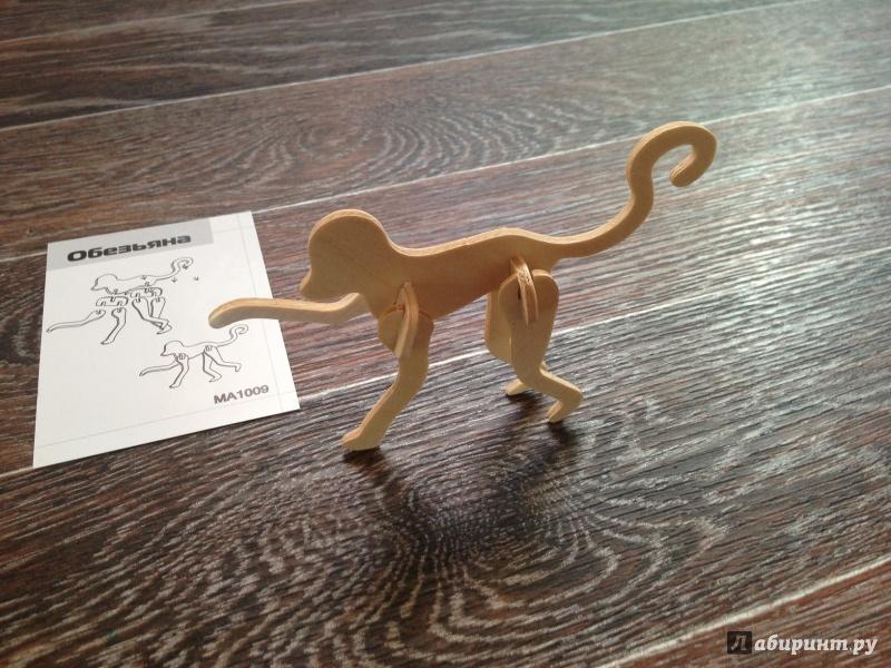 Иллюстрация 1 из 3 для Обезьяна (MA1009) | Лабиринт - игрушки. Источник: anastasiyast