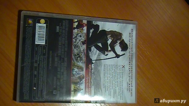 Иллюстрация 1 из 11 для Росомаха: Бессмертный (DVD) - Джеймс Мэнголд | Лабиринт - видео. Источник: BlackSad