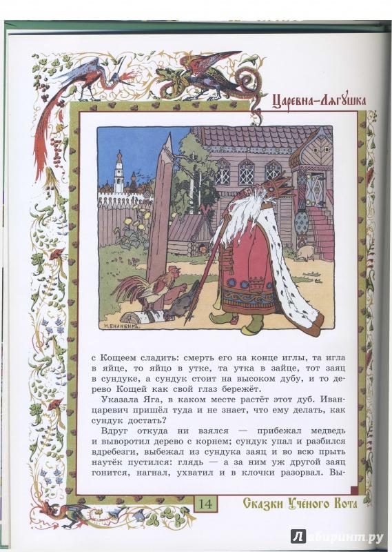 Иллюстрация 1 из 2 для Царевна-лягушка и другие сказки | Лабиринт - книги. Источник: Shurshun
