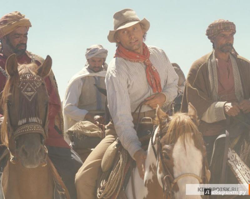 Иллюстрация 1 из 15 для Идальго: Погоня в пустыне (DVD) - Джо Джонстон | Лабиринт - видео. Источник: Каратель