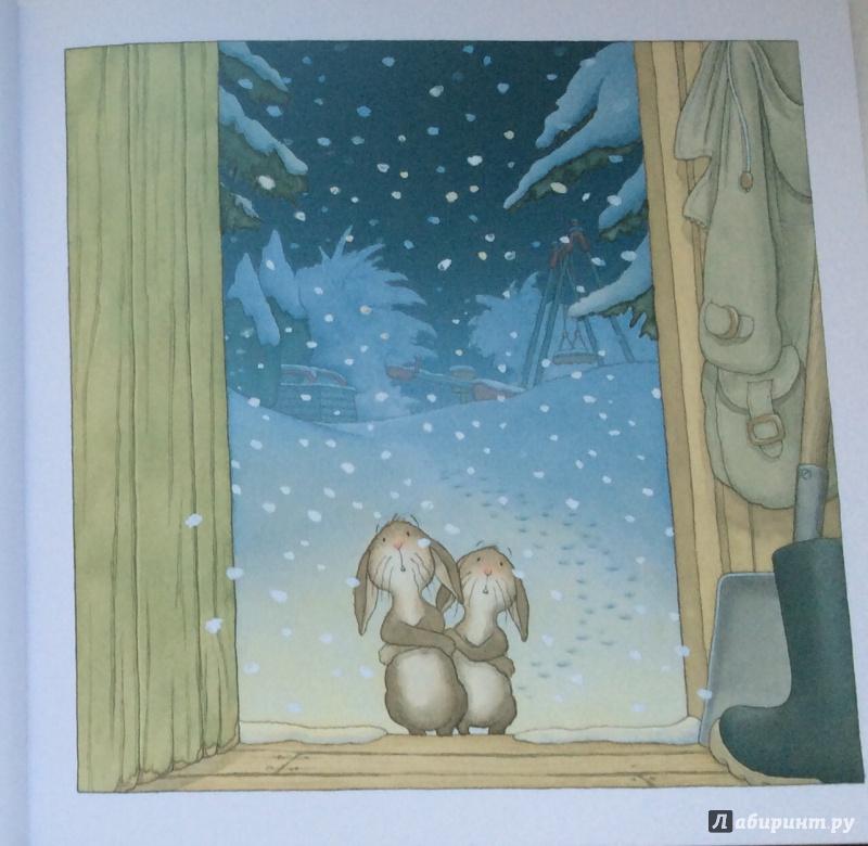 Иллюстрация 9 из 91 для Однажды зимней ночью - Ник Баттерворт | Лабиринт - книги. Источник: Карачева  Елизавета