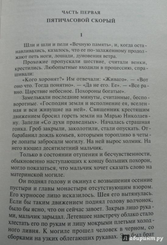 Иллюстрация 1 из 12 для Доктор Живаго - Борис Пастернак   Лабиринт - книги. Источник: Алёнка