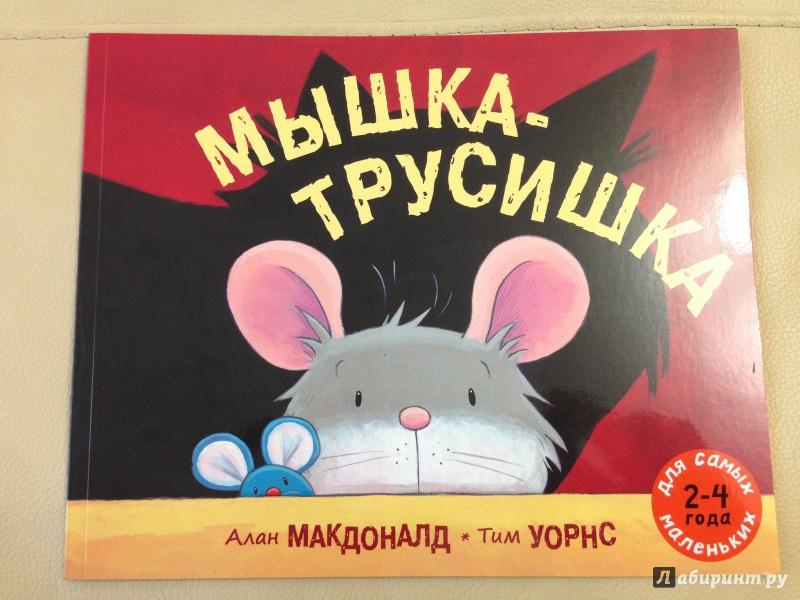 Иллюстрация 4 из 48 для Мышка-трусишка - Алан Макдональд | Лабиринт - книги. Источник: antonnnn