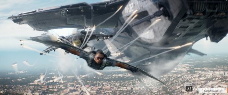 Иллюстрация 4 из 26 для Первый мститель: Другая война (DVD) - Руссо, Руссо | Лабиринт - видео. Источник: Каратель