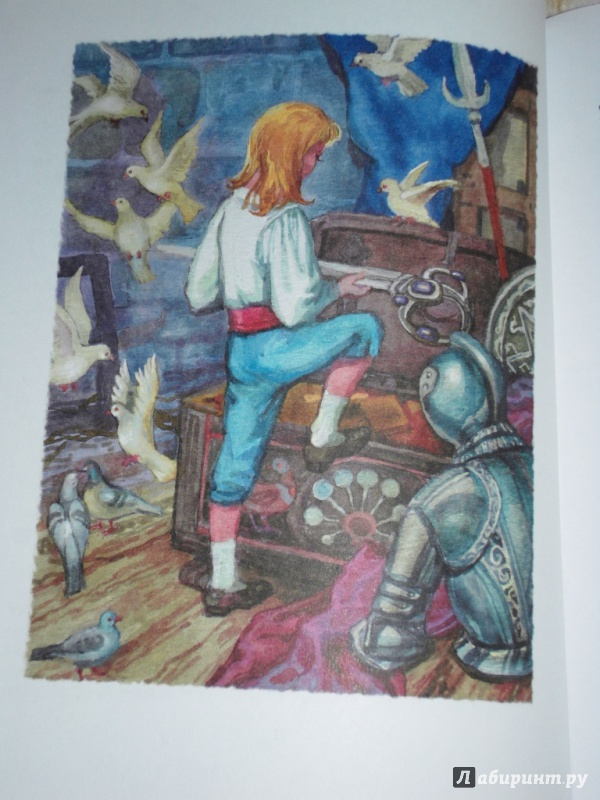 Иллюстрация 19 из 43 для Алые паруса - Александр Грин | Лабиринт - книги. Источник: ЛилиКа