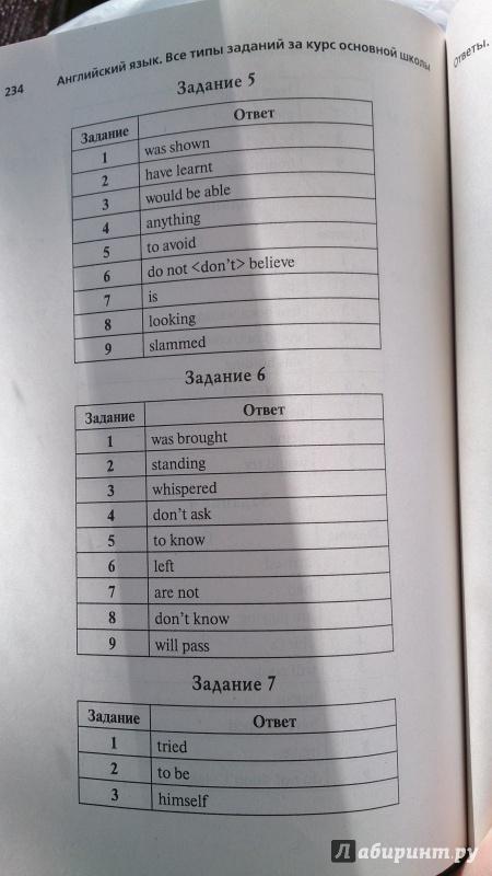 Языку английскому 7-8 долгопольская гдз 2018 класс по