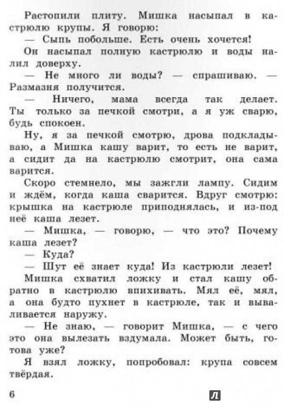 Иллюстрация 20 из 43 для Мишкина каша - Николай Носов | Лабиринт - книги. Источник: Половинка  Юля