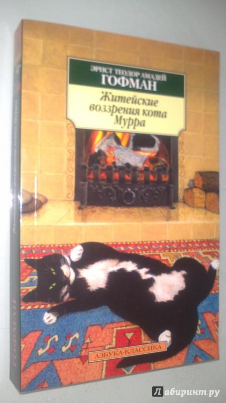 Иллюстрация 1 из 14 для Житейские воззрения кота Мурра - Гофман Эрнст Теодор Амадей   Лабиринт - книги. Источник: bamboo