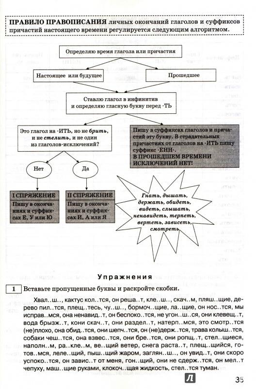 Шаг за шагом к ЕГЭ по русскому языку Рабочая тетрадь 10 11 классы Казбек-Казиева
