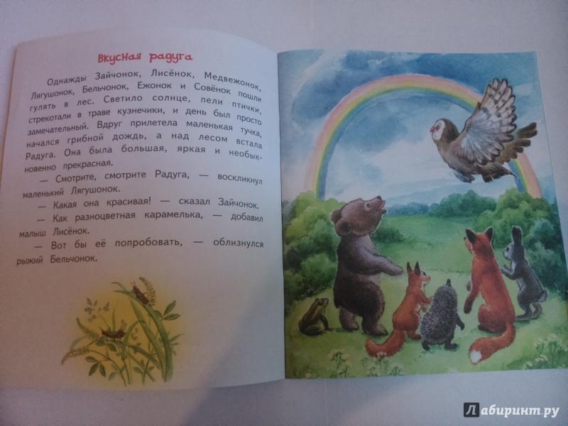 Иллюстрация 1 из 30 для Вкусная радуга - Елена Ермолова   Лабиринт - книги. Источник: SoleNn