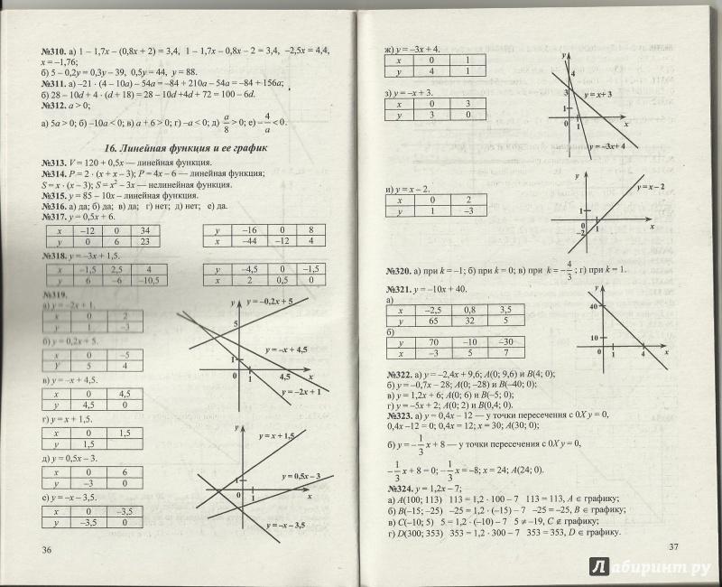 Алгебра книга 7 класс решебник нешков