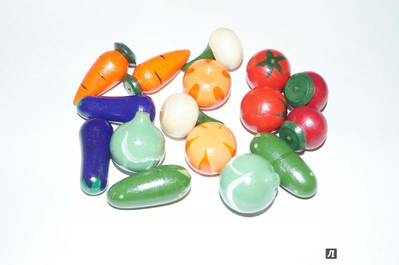 Иллюстрация 1 из 5 для Д-361 Волшебный мешочек овощи цветные | Лабиринт - игрушки. Источник: Масленникова  Ирина