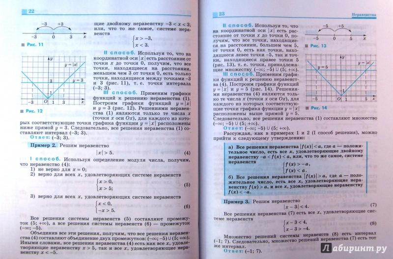 Учебник по математике никольский с. М.