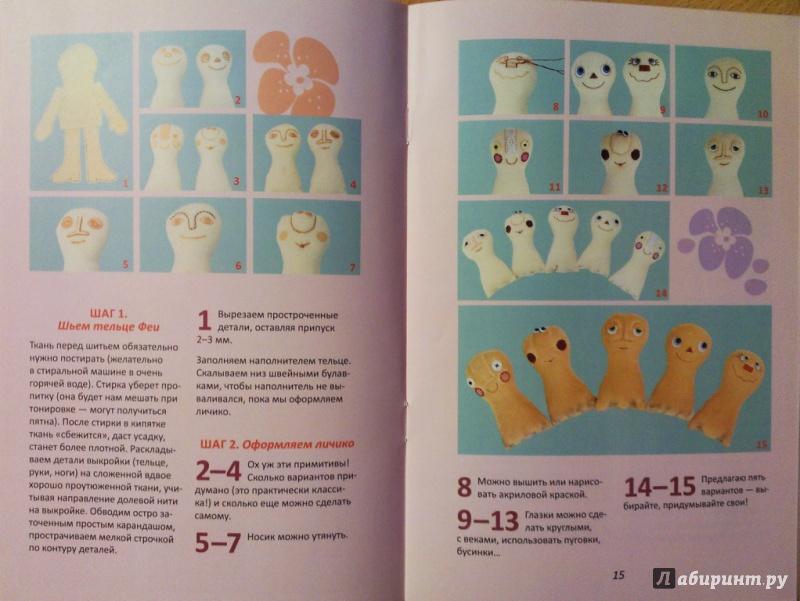Иллюстрация 6 из 21 для Чердачные куклы. Мастер-классы и выкройки от Nkale - Елена Войнатовская   Лабиринт - книги. Источник: Харюшева  Юлия