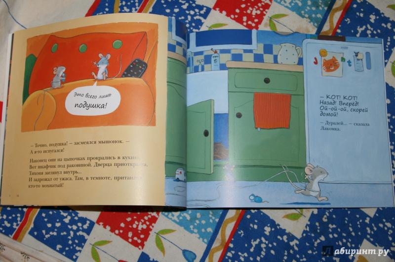 Иллюстрация 37 из 48 для Мышка-трусишка - Алан Макдональд | Лабиринт - книги. Источник: Кабанова  Ксения Викторовна