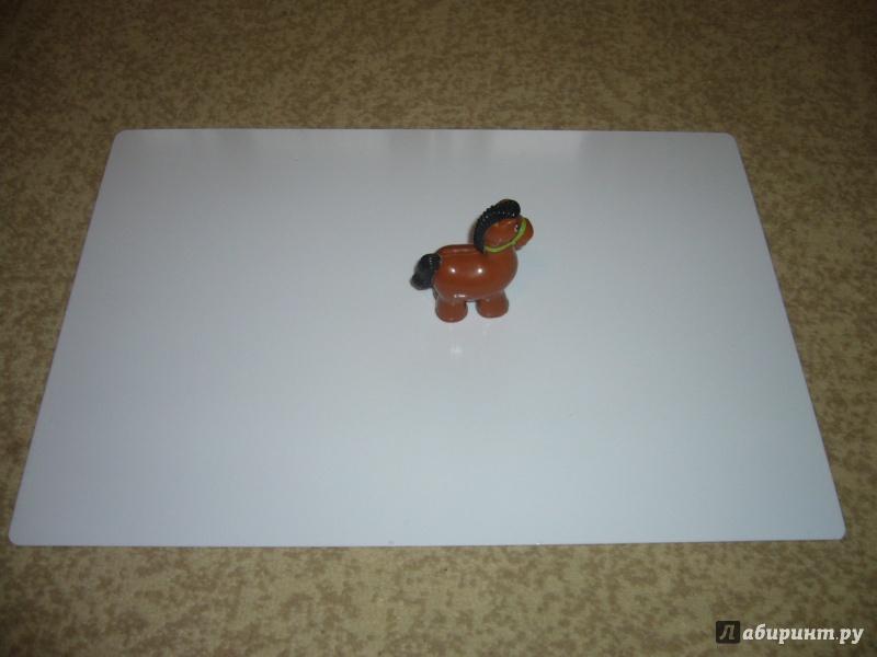 Иллюстрация 1 из 7 для Дощечка для лепки А3 (331103) | Лабиринт - игрушки. Источник: Божья  Коровка