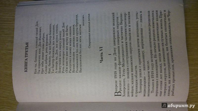 Иллюстрация 1 из 36 для Тихий Дон. Книги III-IV - Михаил Шолохов | Лабиринт - книги. Источник: Городничева  Алеся