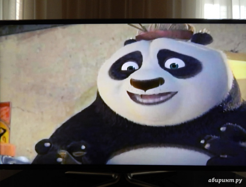 Иллюстрация 1 из 18 для Кунг-фу Панда (Blu-Ray) | Лабиринт - видео. Источник: Мелкова  Оксана