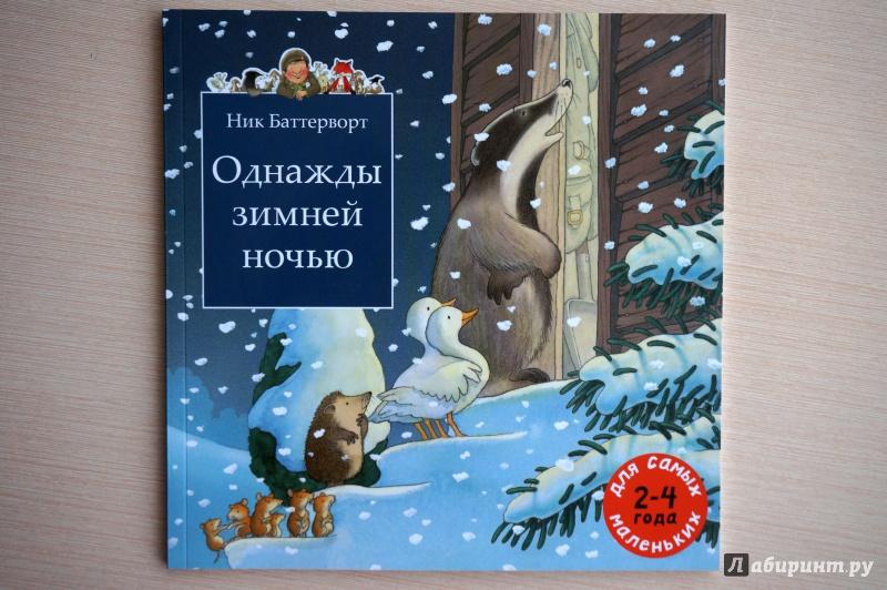 Иллюстрация 39 из 91 для Однажды зимней ночью - Ник Баттерворт | Лабиринт - книги. Источник: SHOPOklang