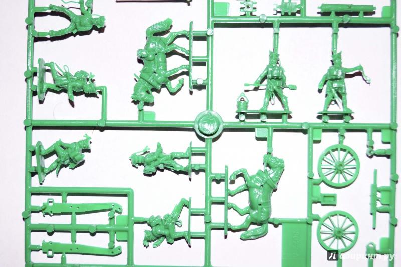 Иллюстрация 1 из 2 для Русская пешая артиллерия 1812 гг. (8022) | Лабиринт - игрушки. Источник: Подхватилин  Олег Владимирович