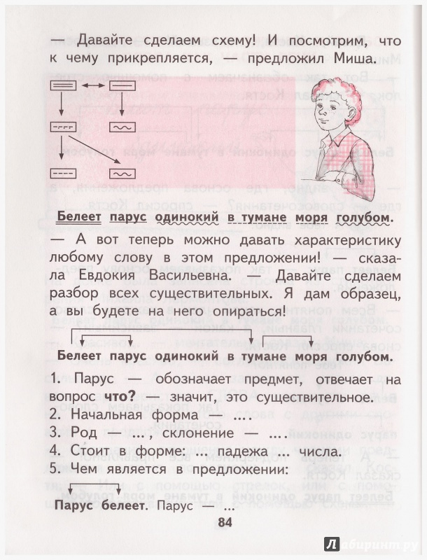 Класс каленчук часть 3 учебник чуракова гдз 4 байкова