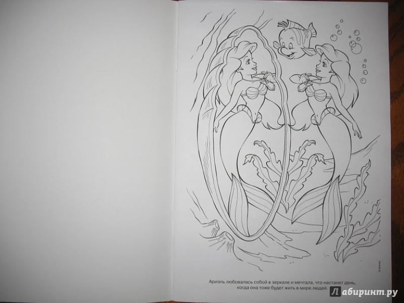 Иллюстрация 1 из 6 для Раскраска-люкс. Принцессы (№1413) | Лабиринт - книги. Источник: ЕленкаС