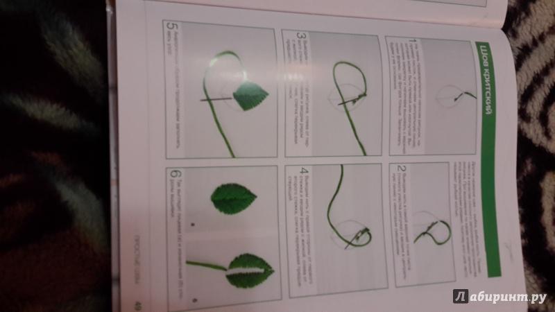 Иллюстрация 4 из 25 для Ручная вышивка. Самый полный и понятный самоучитель - Жукова, Снытко | Лабиринт - книги. Источник: Марина мама