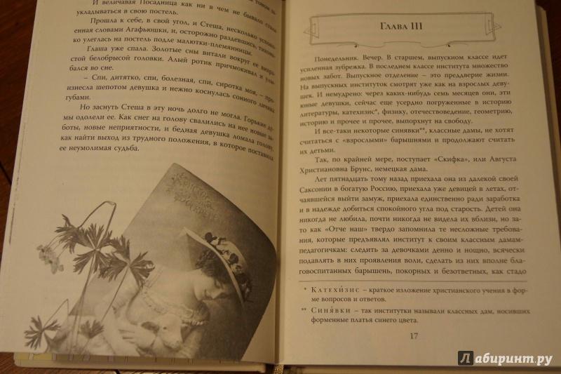 Иллюстрация 22 из 29 для Тайна института - Лидия Чарская | Лабиринт - книги. Источник: Дуденкова  Елена