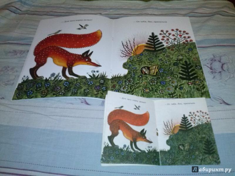 Иллюстрация 20 из 139 для Лис и мышонок - Виталий Бианки | Лабиринт - книги. Источник: Анна