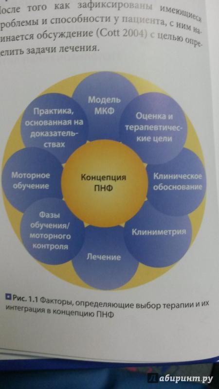 Иллюстрация 2 из 6 для ПНФ на практике - Адлер, Беккерс, Бак | Лабиринт - книги. Источник: Веляев  Павел