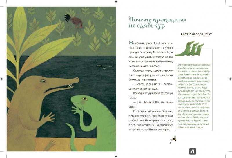 Иллюстрация 1 из 3 для Сказки диких зверей | Лабиринт - книги. Источник: Михайлова  Ольга